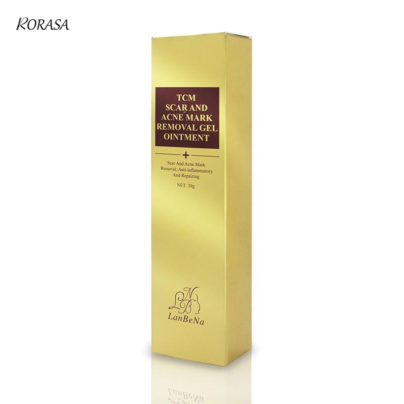 LANBENA Acne Scar Cream Ginseng Essence Anti Acne Remover Cream Face Care Makeup Spots Stretch Marks Remove Scar Product 13