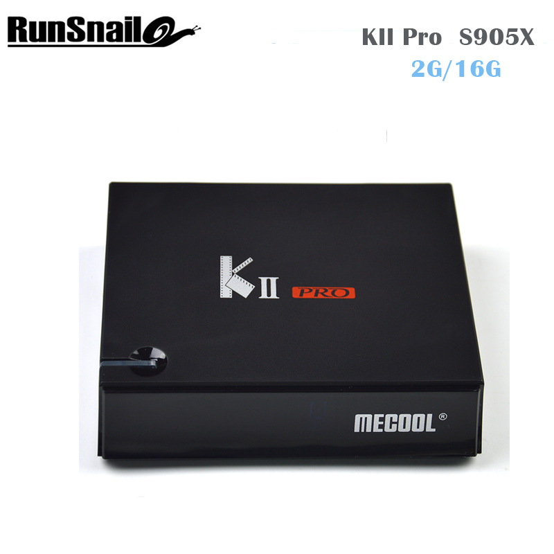 Hot KII Pro DVB T2/S2 2G 16G TV Box Android 5.1 Amlogic S905 Quad-core 4K*2K 2.4G&5G Wifi Bluetooth 4.0 Androidtvbox m8 fully loaded xbmc amlogic s802 android tv box quad core 2g 8g mali450 4k 2 4g 5g dual wifi pre installed apk add ons