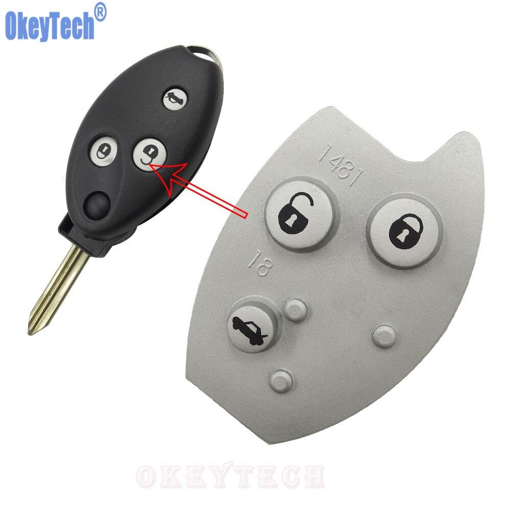 3 Button Remote Smart Key Fob Repair Refurbishment Service For