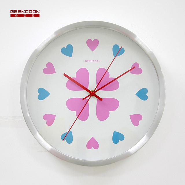 Saat Wall Clock Metal Clock Reloj Digital Wall Clocks Duvar Saati Horloge Murale Reloj de pared Klok Kitchen Quartz Watch 30CM