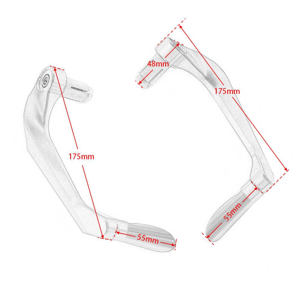 Pour BMW S1000R S1000RR accessoires de moto poignées de guidon leviers d'embrayage de frein protecteur poignées de guidon 5 couleurs