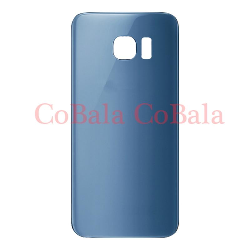 bilder für 10 Stücke Original Für Samsung Galaxy S7 Rand G935 G935F G935W8 zurück Battery Cover Rear Door Panel Gehäuse Fall + Adhesive aufkleber