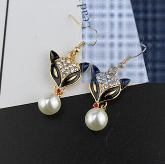 wholesale Mens Earring undefined for women sterling-silver-jewelry mujer moda pendientes mujer moda