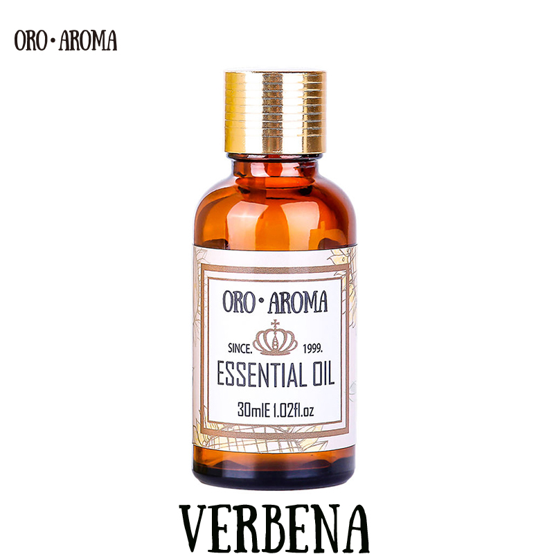 Famous brand oroaroma natural aromatherapy Verbena essential oil Decompression and sleep promotion relax Verbena oil image