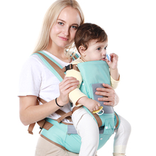 Real Baby Backpack Canguru Carrier Multifunctional Ergonomic Infant Sling Cotton Wrap For Travel Suspenders