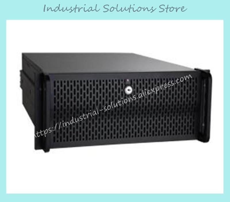 New 4129L 4U Server Computer Case 4129 Lengthen Industrial Computer Case Large-Panel 8 Hard Drive