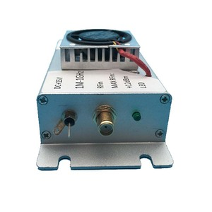 Image 2 - 1 M 1000 MHz 3,5 W Verstärker HF FM VHF UHF FM Transmitter Breitband RF Verstärker