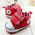 Nueva Moda Bebé Recién Nacido Niños Zapatos de Prewalker Bebe Primeros caminante Infantil suave antideslizante Zapatillas Deportivas zapatos