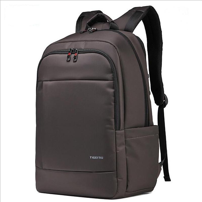 Tigernu Backpack Shoulder bag Casual Business Laptop Backpack Schoolbag for Teenagers mochila free shipping laptop backpack casual schoolbag backpack shoulder bag for teenagers boys girls travel bags mochila free shipping