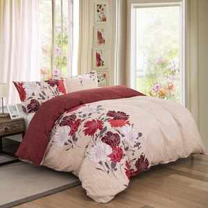 Image 2 - LOVINSUNSHINE Duvet Cover Set Comforter Bedding Sets Queen Quilt Cover Set King Size DF01#
