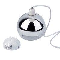 Modern Glass Globe Uplighter Ceiling Pendant Light White Lamp Shades Homen Decor
