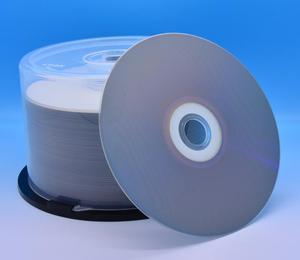 Image 2 - 50 חתיכות 50GB BD R 2 6X מהירות + CMC Injet להדפסה Bluray DL שכבה כפולה דיסק ריק