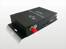 ISDB-T Receptor de TV Digital MPEG-4 com Uma Única Antena para Monitores de Carro ou GPS carro DVD player