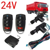 2 Door Remote Control Car Central Lock Locking Security System Keyless Entry Kit