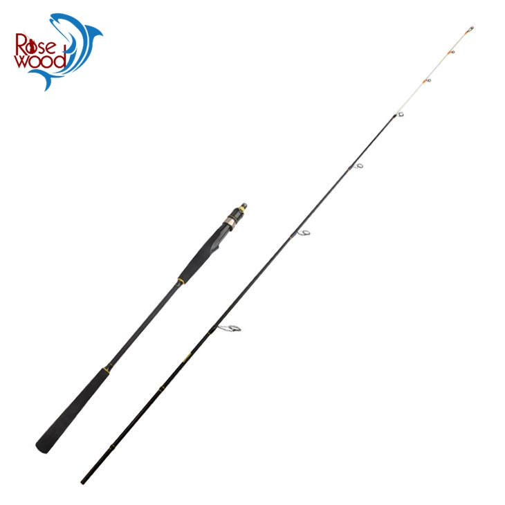 RoseWood Super Light 1 6m 1 8m Solid Tip Soft Fishing Rod Ultra Light Carp Fishing