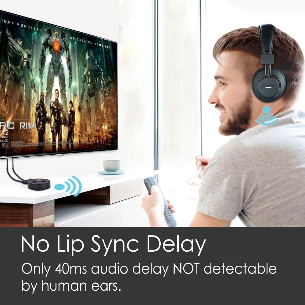 Casque Audio Pour Tv Casque Bluetooth Sans Fil Bluetooth Casque