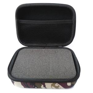Image 3 - ORBMART Camo Storage Sport Camera Case Portable Collection Bag For GoPro HD Hero 4 3 2 Xiaomi Yi SJCAM SJ4000 SJ7000 Accessories