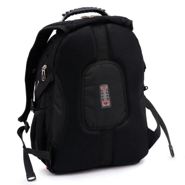 Crossten Swiss Multifunctional Waterproof Laptop Backpack for 17 1