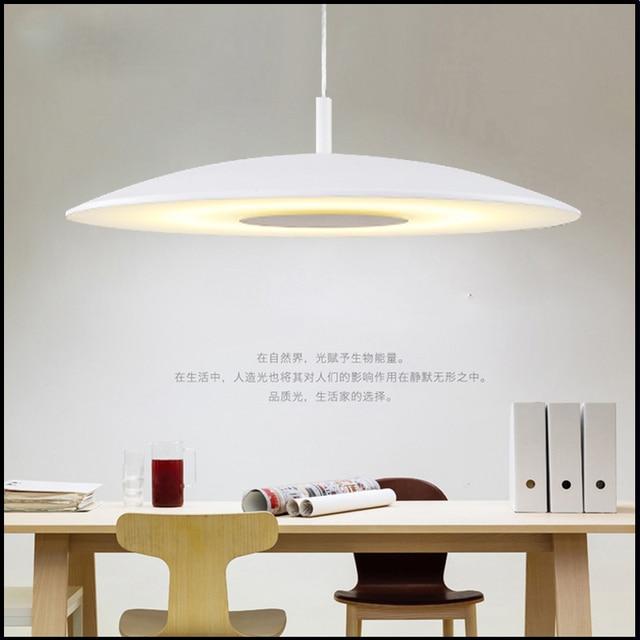 Led sala da pranzo lampadario rotondo semplice e moderno soggiorno ...