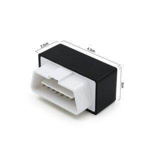 Image 4 - Escáner de herramienta de diagnóstico ELM327 V1.5 PIC18F25K80 Chip OBD2 lector de código Bluetooth J1850, interruptor de encendido/apagado 12V OBDII ELM 327