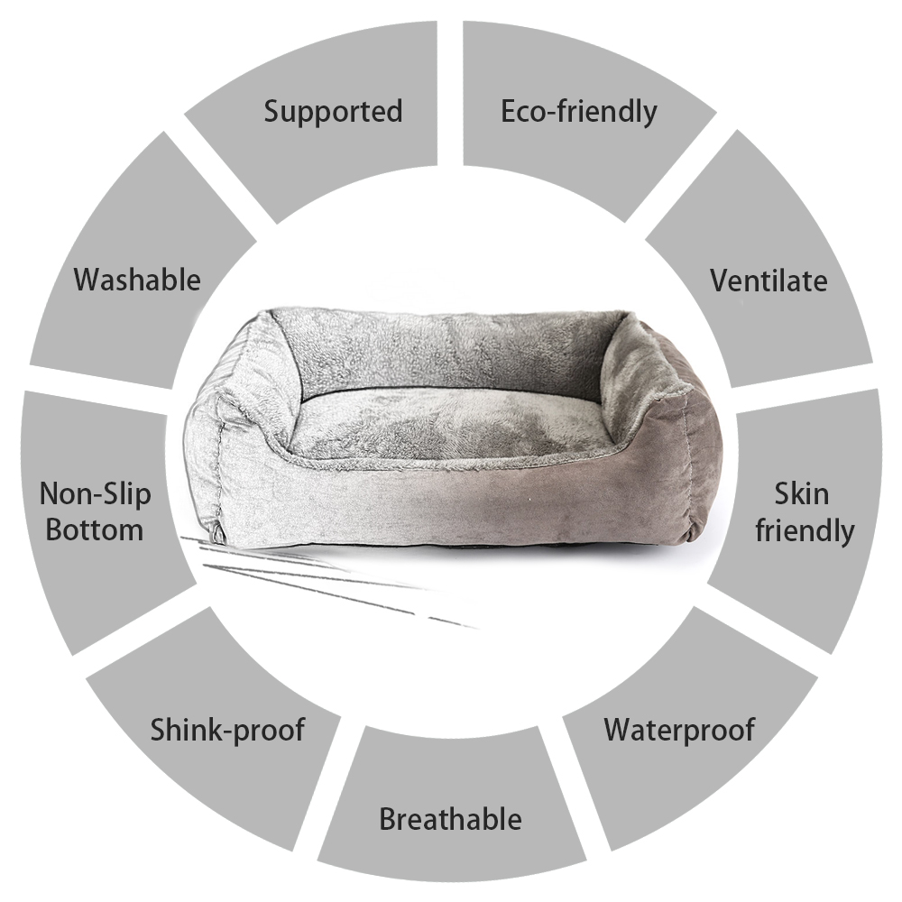 Pet Dog Bed Sofa Dog Waterproof Bed For Small Medium Large Dog Mats Bench Lounger Cat Chihuahua Puppy Bed Mat Pet House Supplies (27)