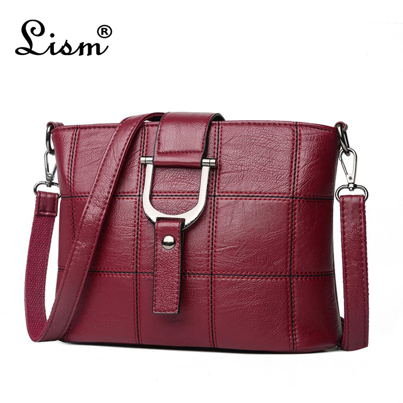 Bags For Women 2018 Women's Luxury Messenger Bag Designer Ladies Bag 2018 Casual Shoulder Bags Wild Small Square