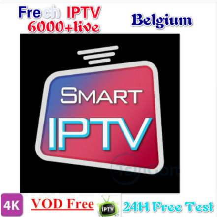 Gratuit Frans Arabisch Nederlandse Android m3u Smart iptv premium server abonnement-in Set-top Boxes from Consumer Electronics