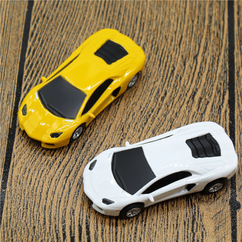 TEXT ME Cool Red Yellow Withe Car Style Usb2.0 4GB 8GB 16GB Pen Drive USB Flash Drive Creative 32GB Pendrive