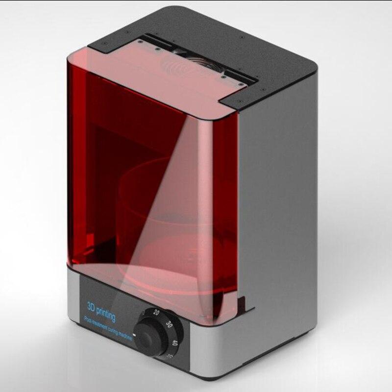 Image 2 - Caixa de cura uv da lâmpada do diodo emissor de luz do comprimento de onda 400 405nm da máquina de cura da cura da resina 3d de dlp/lcd/slaImpressoras 3D   -