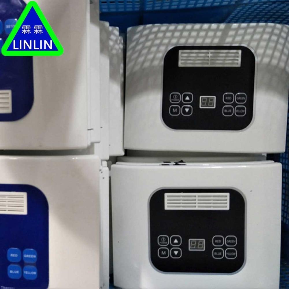 LINLIN 10 color led spectrometer Red and blue light acne eliminator Photon Skin Rejuvenator household