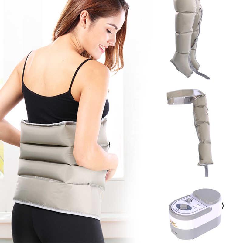 Durchblutung Bein Wraps Healthcare Air Kompression Bein Wraps Regelmäßige Massager Fuß Knöchel Kalb Therapie Durchblutung verlieren gewicht