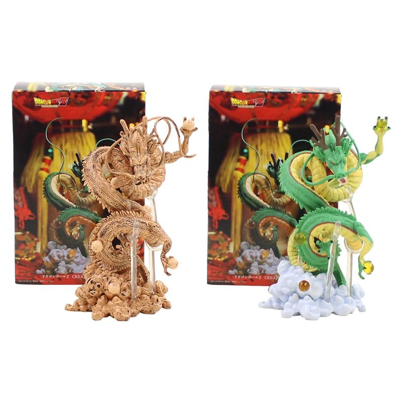 Dragon Ball Z Shenron Figure Toy Creator X Creator Shenlong Shenron Winding Anime Figure Toy Model CollectionDragon Ball Z Shenron Figure Toy Creator X Creator Shenlong Shenron Winding Anime Figure Toy Model Collection