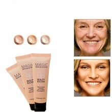 Солнцезащитный солнцезащитный крем для лица BB крем стойкий макияж контроль масла водонепроницаемое Осветление кожи лица основа под макияж основа консилер