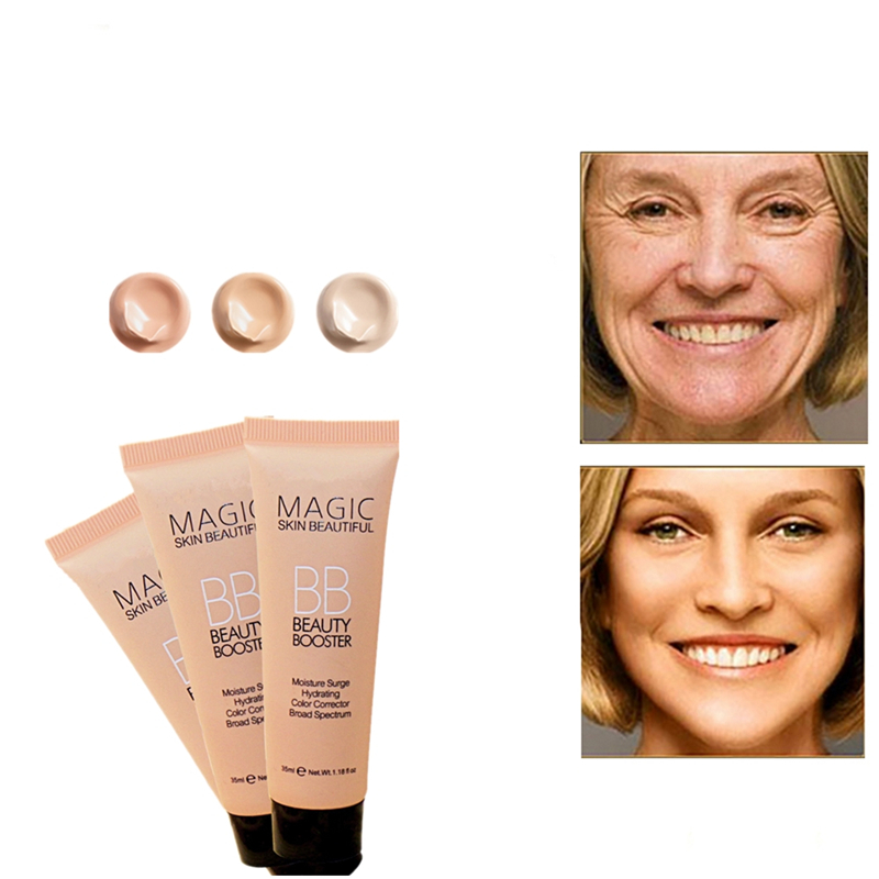 Facial Body Sunscreen Sunblock BB Cream Makeup Lasting Oil-control Waterproof Face Whitening Foundation Primer Base Concealer