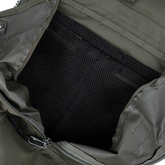 TMC NG AVS JPC2.0 CPC porte-plaque assaut fermeture éclair panneau pochette munitions utilitaire GP Pack Ranger vert RG BK (SKU051284) - 5