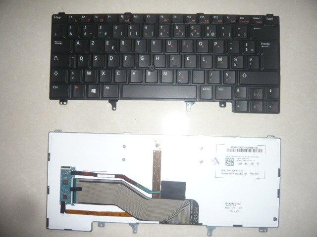 Nouveau clavier D'ordinateur Portable pour DELL E6420 E6320 E6430 E6440 FRANÇAIS/ITALIEN/Allemand/LATINE ESPAGNOL mise en page