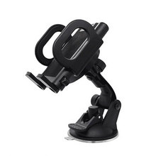 Top Quality Universal Car Air Vent and Windshield Mount Cradle Cell Mobile Phone Stand Holder For iPhone 6 6s 6 Plus Phone GPS