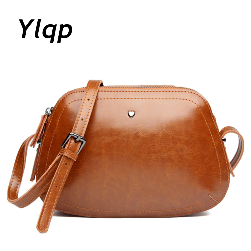 2017 New Fashion Designer Leather Handbags Shoulder Messenger Bag for Women Crossbody Bags Ladies Small Handbags black brown 2017 new designer famous brand bag for women leather handbags ladies shoulder bag small crossbody bags woman messenger bags sac