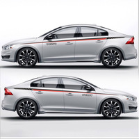 TAIYAO car styling sport car sticker For volvo S60 V60 car accessories car stickers and decals auto sticker