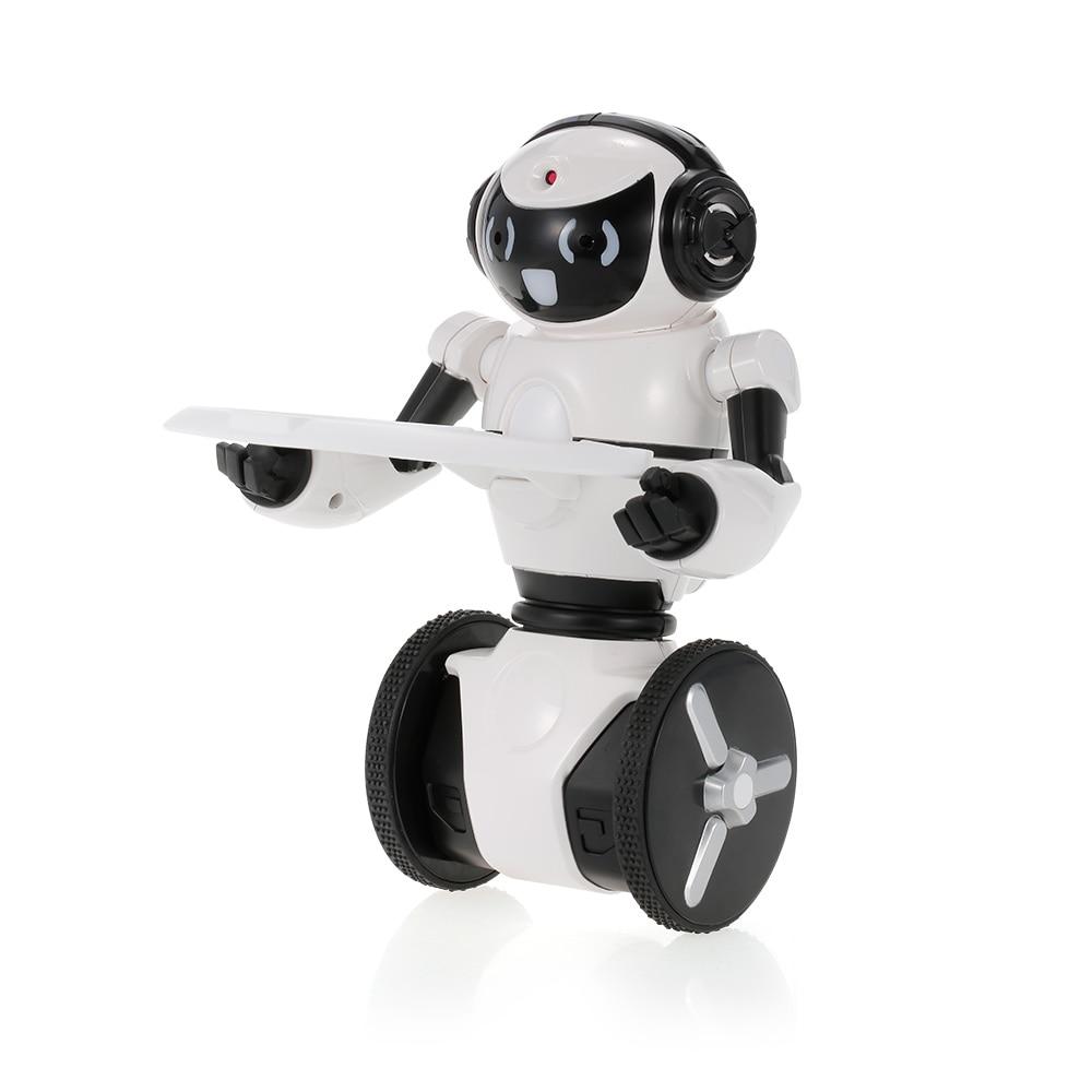 Wltoys RC Robot F4 0.3MP Camera Wifi FPV APP Control Intelligent G-sensor Smart Robot Super Carrier RC Toy Gift for Children (14)