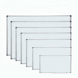 120x90 cm(48x36)Standard Size Writing Dry Erase White Board Magnetic Whiteboard for School Supplier