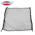 Auto Care 100x80 cm Universal Bagagem Mala Do Carro De Carga De Armazenamento Organizador Nylon Elastic Malha Net Com 4 Plástico ganchos