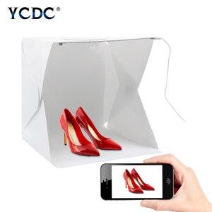 30x30cm mini Folding Lightbox Photograph