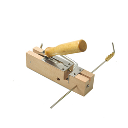 New Beekeeping Equipment Frame Eyelets Puncher Machine for Bee Combs & Frames Beekeeping Tool