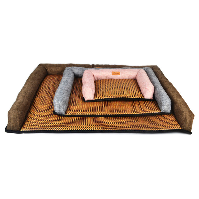High Quality Breathable Mat For Dogs Planet Natural Fiber Pets Beds And Sofas Cat Dog