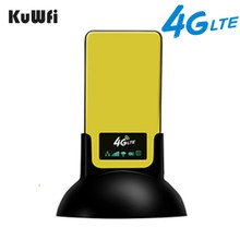 Power bank 4G WiFi Router with SIM Card Slot WIFI Router Wireless CPE Router with AP functions support 4G network 700/1700mhz  все цены