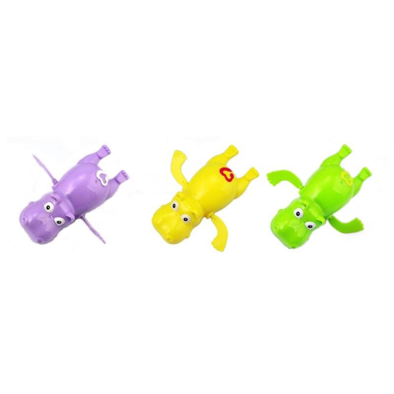 Hippo-Swim-Toys-Baby-Educational-Toys-Hippopotamus-Behemoth-Clockwork-Wind-Up-Plastic-Infant-Kids-Swimming-Toy-River-Horse-1PCS-3