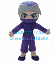 Талисман Ниндзя талисмана оптовые продажи горячих мультфильм Ниндзя мальчик стиль аниме косплей костюмы, выполняющие карнавал необычные п