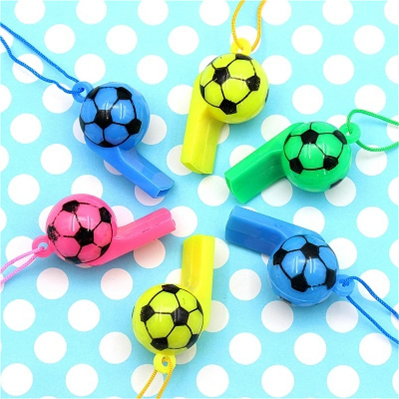 Action & Toy Figures Novelty Products Toy Football Color Whistle Action Figure Funny Gadgets For Kids Toys Beauty Gift Joke