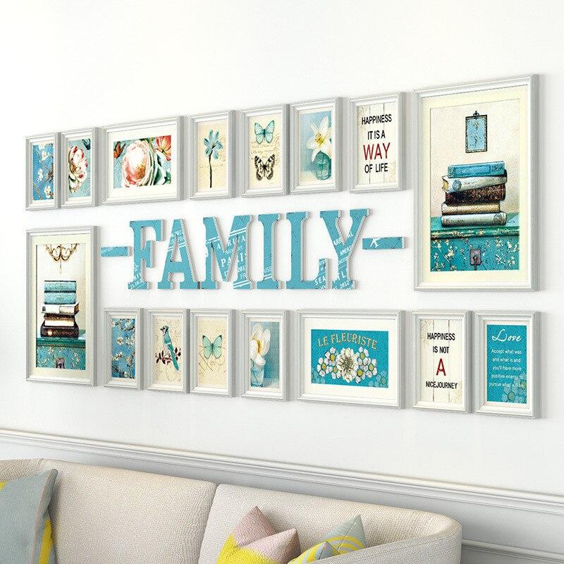 familie bilderrahmen set-kaufen billigfamilie bilderrahmen set,